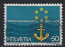 Switzerland 1968  Events (o)  Mi.890 - Gebraucht