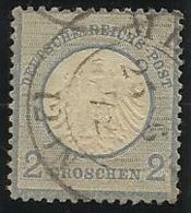 Allemagne N° 5 Oblitéré De 1872 - Oblitérés