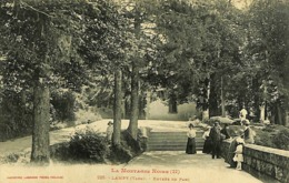 CPSM - France - (81) Tarn - Lampy - Entrée Ou  Parc - Other Municipalities
