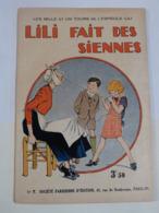 BD  -  LILI FAIT DES SIENNES - Lili L'Espiègle