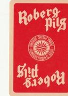 1 SPEELKAART IEPER ROBERG PILS - Playing Cards