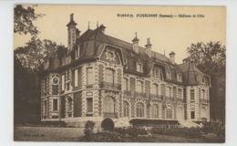 FLIXECOURT - Château De VILLE - Flixecourt
