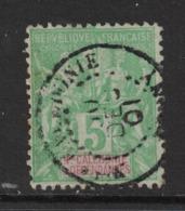 Nouvelle Calédonie - New Caledonia - Yvert 59 Oblitéré PRONY - Scott#44 - Gebruikt