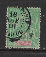 Nouvelle Calédonie - New Caledonia - Yvert 59 Oblitéré HOUAILOU - Scott#44 - Gebruikt