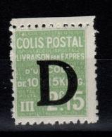 Colis Postaux - YV 140 N** Luxe - Parcel Post