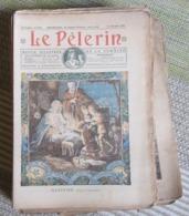 Lot 47 Pèlerin (revue Illustrée) De Janvier à Décembre 1927 (n° 2600 à 2648) - Andere