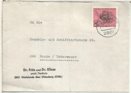 ALEMANIA WIEFELSTEDE CC SELLO FRIEDICH HOLDERLIN POESIA LITERATURA - Writers