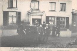 "BELGIQUE - Inondations à HAMME - Mars 1906 - L'Estaminet ""Drij Goten"" - Hamme"
