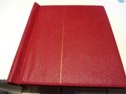 DEUTSCHLAND  BUND  1949 Bis 1971  SLG.  Mit   O /  MARKEN  Auf  LEUCHTTURM  FALZLOS - VORDRUCKTEXT  Im  BINDER - Sammlungen (im Alben)