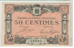 23471 - D'ANGOULEME - Cámara De Comercio