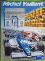 220 - BD - Michel Vaillant - 300 à L'heure Dans Paris - Série Limitée ELF - Antar - 1983 - Jean Graton - Michel Vaillant