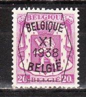 PRE394**  Petit Sceau De L'Etat - Année 1938 - Bonne Valeur - MNH** - LOOK!!!! - Precancels