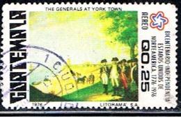 GUATEMALA 112 ** YVERT 593 (AÉRIEN) // 1976 - Guatemala