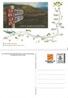 SPAIN. POSTAL STATIONARY. CAMINO DE SANTIAGO IN ARAGON. - Enteros Postales