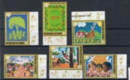 Guinée 1979 AIE BORD DE FEUILLE MNH - Enfance & Jeunesse