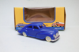 American Dimestore - VOITURE PLASTIQUE SEDAN Bleu Jouet Vintage 30084 Neuf 1/43 - HotWheels