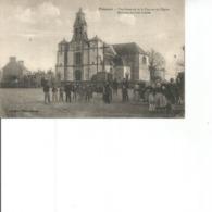 29-PLOMEUR PLACE DE L EGLISE - Sonstige Gemeinden