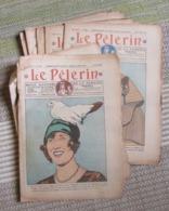 Lot 10 Pèlerin (revue Illustrée) De Janvier à Mars 1928 (n° 2649 à 2658) - Andere