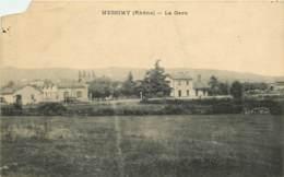 69 -  MESSIMY - LA GARE - France