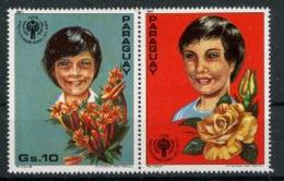 Paraguay  1979 AIE 10G Avec Label MNH - Enfance & Jeunesse