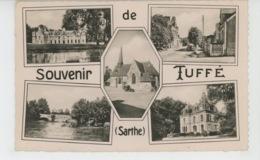 "TUFFÉ - Carte Vues Multiples ""Souvenir De TUFFÉ "" - Tuffe"