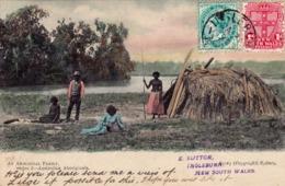 1998/ An Aboriginal Family - Aborigènes
