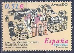España. Spain. 2003. JUVENIA '03. Filetelia Juvenil. Benisa. Alicante - 2001-10 Nuevos & Fijasellos
