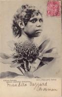 1/ Aboriginal , A Dusky Princess 1907 - Aborigenes