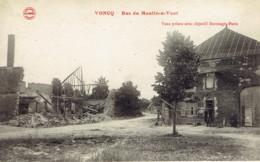 08 Voncq Rue Du Moulin A Vent Ch. Brunel  Objectif  Hermagis Paris - Andere Gemeenten