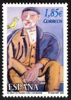 España. Spain. 2003. Homenaje A Luis Seoane - 2001-10 Nuevos & Fijasellos