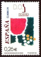 España. Spain. 2003. Vino Con Denominacion De Origen. Penedes - 2001-10 Nuevos & Fijasellos
