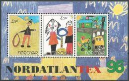 FÄRÖER 1996 Mi-Nr. Block 8 ** MNH - Färöer Inseln