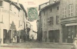 69 -  BESSENAY -  RUE DE BIBOST - Francia
