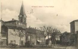 69 -  BESSENAY -  LA PLACE PUBLIQUE - Autres Communes