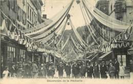 69 - TARARE - FETE GYMNIQUE DES 29 ET 30 JUIN 1912 - DECORATION DE LA PECHERIE - Tarare