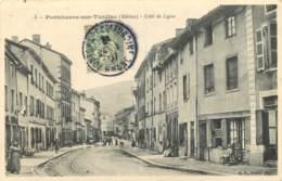 69 -  PONTCHARRA SUR TURDINE - COTE DE LYON - Francia