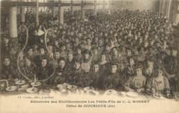 01 - USINE DE JUJURIEUX - REFECTOIRE DES ETABLISSEMENTS LES PETITS FILS DE C.J. BONNET - France