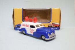 American Dimestore - VOITURE PLASTIQUE SOUND TRUCK Jouet Vintage 30106 Neuf 1/43 - HotWheels