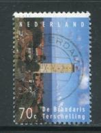 PAYS-BAS- Y&T N°1486- Oblitéré (phare) - Lighthouses