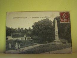 LIANCOURT (OISE) LA COLONNE DES ARTS ET METIERS. - Liancourt