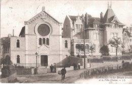 BIARRITZ - La Synagogue - Le Temple Israélite - Judaïsme - Villa Claisse - Biarritz