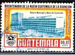 GUATEMALA 114 // YVERT 619 (AÉRIEN) // 1977 - Guatemala