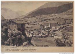 Carte Postale Andorre  Andorra  La Massana   Trés Beau Plan - Andorre