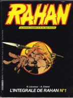 RAHAN N° 1    Lecureux - Cheret   Sans Poster - Rahan