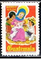 GUATEMALA 116 // YVERT 630 (AÉRIEN) // 1977 - Guatemala