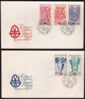 Czechoslovakia Prague 1958 / Universal Exposition Brussels - 1958 – Brüssel (Belgien)