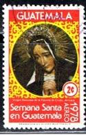 GUATEMALA 117 // YVERT 637 (AÉRIEN) // 1978 - Guatemala