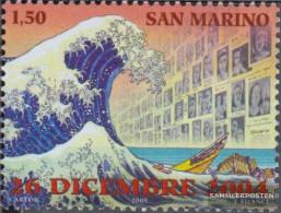 San Marino 2182 (complete Issue) Unmounted Mint / Never Hinged 2005 Tsunami-disaster - San Marino