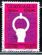 GUATEMALA 119 // YVERT 646 (AÉRIEN) // 1978 - Guatemala