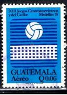 GUATEMALA 120 // YVERT 647 (AÉRIEN) // 1978 - Guatemala